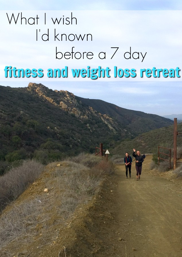 Weight Loss Retreat TIps
