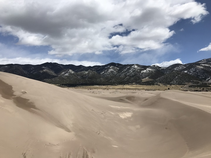 Colorado Sand Dunes and Pueblo State Park: Another Active Adventure - RunToTheFinish