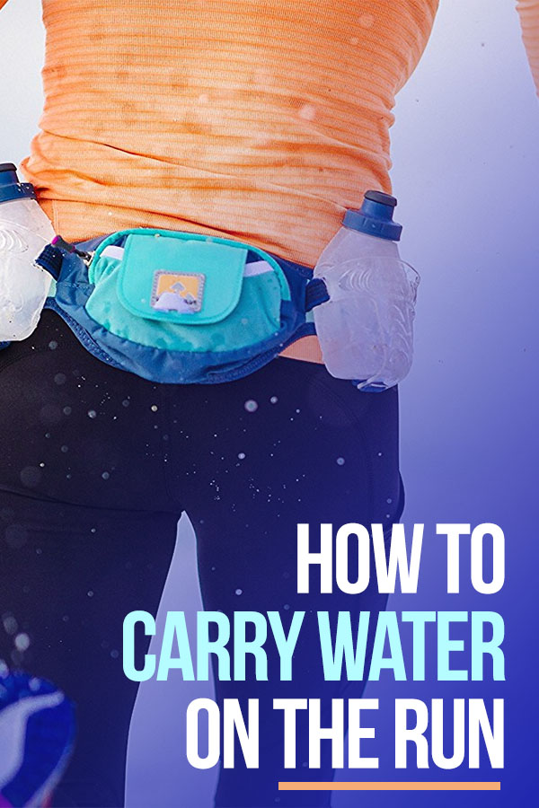 carry water on run