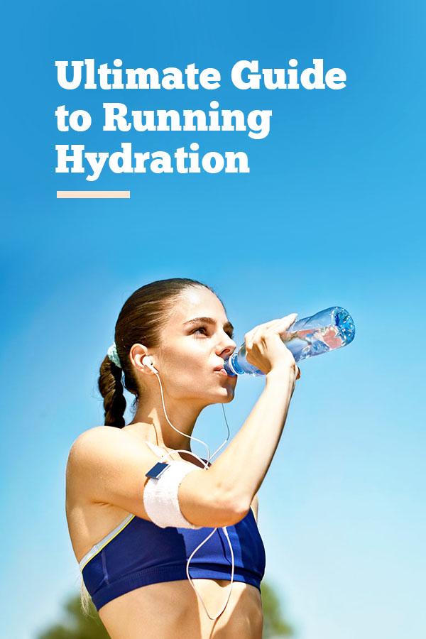 running hydration tips