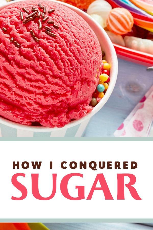 quit sugar slowly