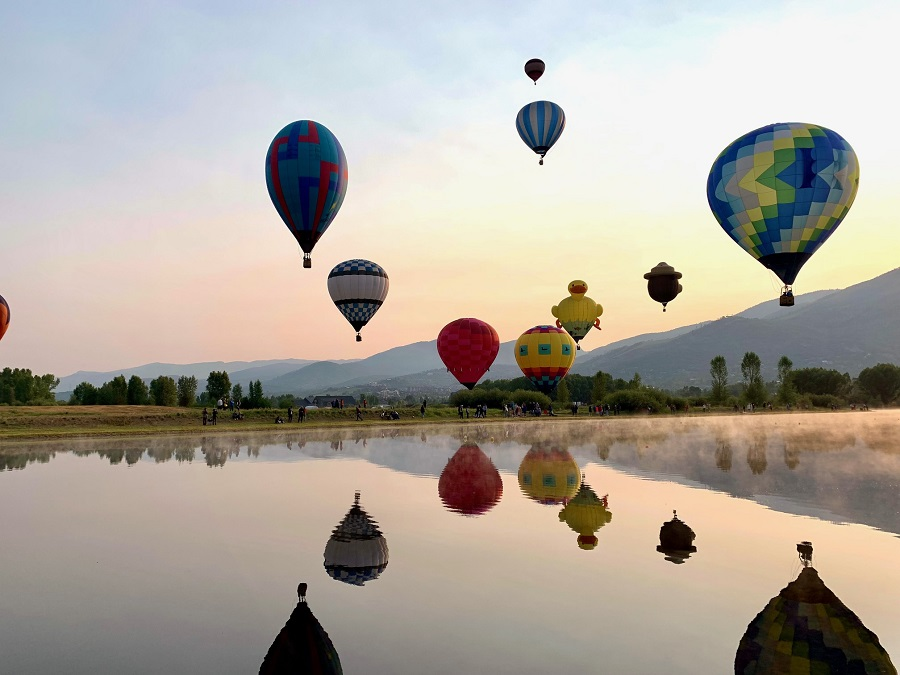 Steamboat Balloon Rodeo | Steamboat Springs Summer To Do
