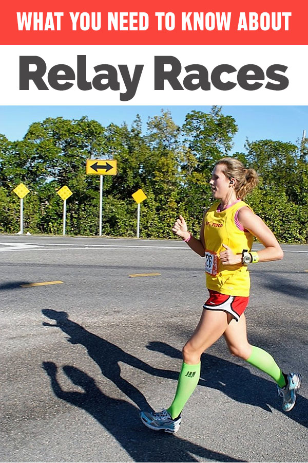 What To Know About A Relay Race RunToTheFinish