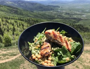 Healthy High Protein Salads: Fueling Your Training