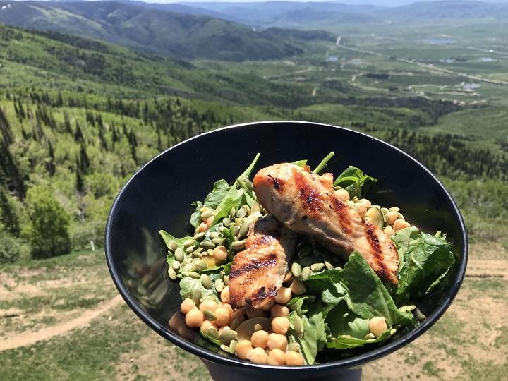 Oasis Sun Deck Salad