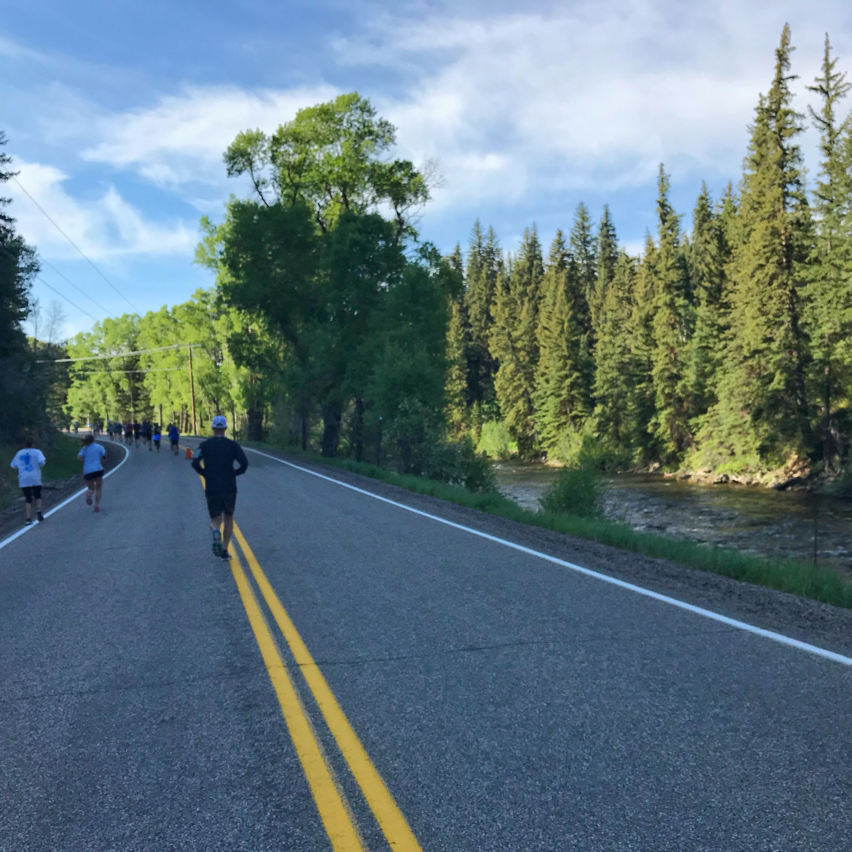 steamboat springs marathon course review