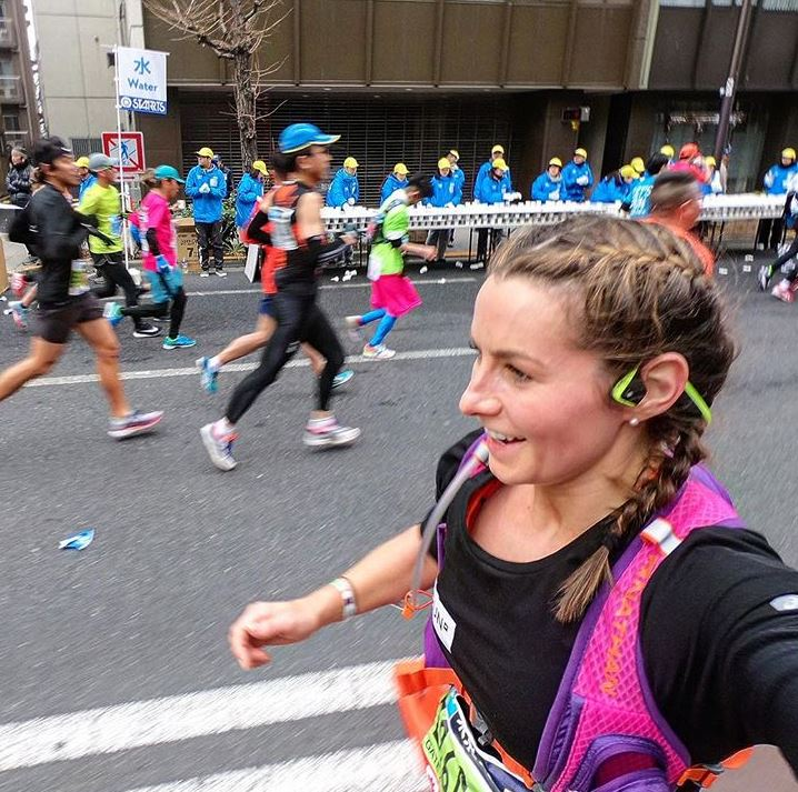 Berlin Marathon Headphones