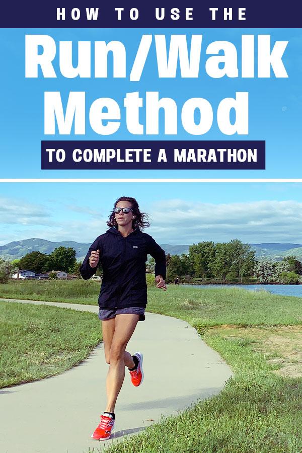 run walk marathon training