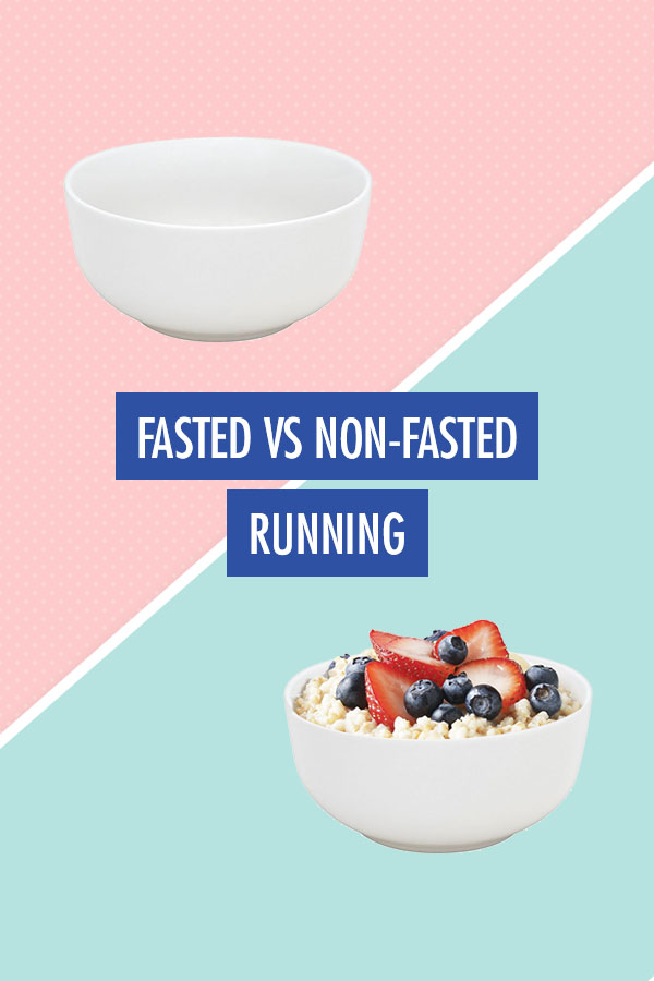 fasted running