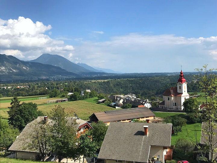 Views around Lake Bled
