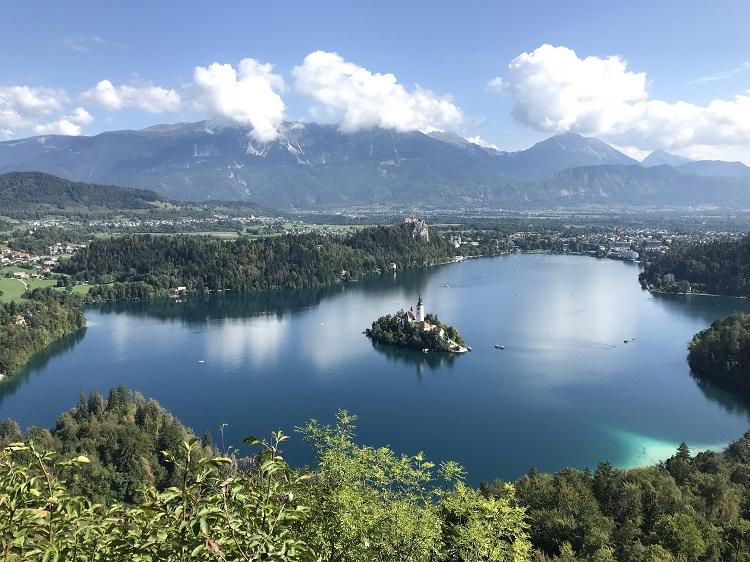 Lake Bled hike