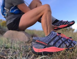 Merrell Trail Knit
