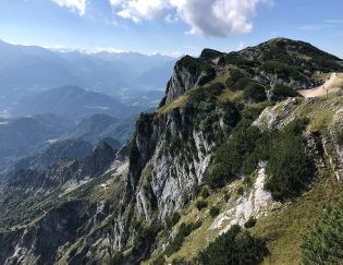 Salzburg, Austria: Cycling, Hiking and Gelato