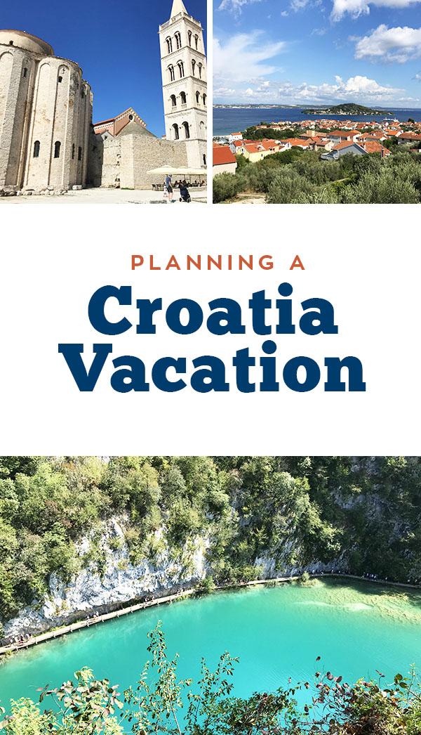 croatia vacation