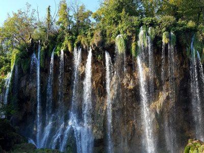 Waterfalls of Plitvice Lakes