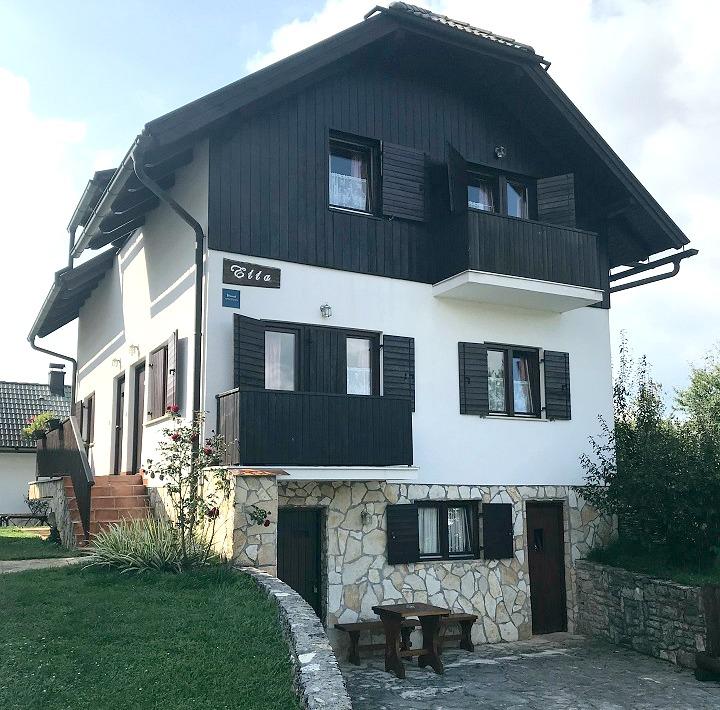 Plitvice Lakes hotel