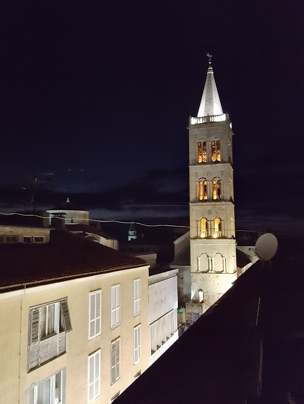 Zadar bell tower