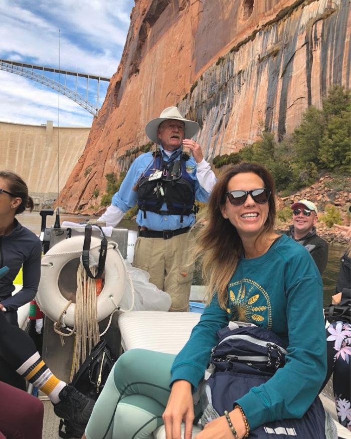 Glen Canyon Boat Tour
