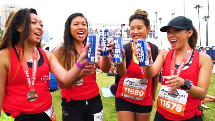 michelob ultra races