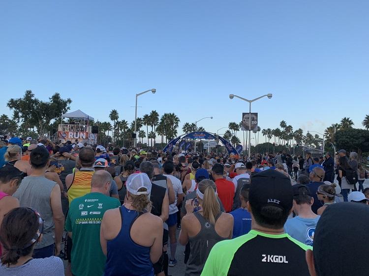 marathon race start