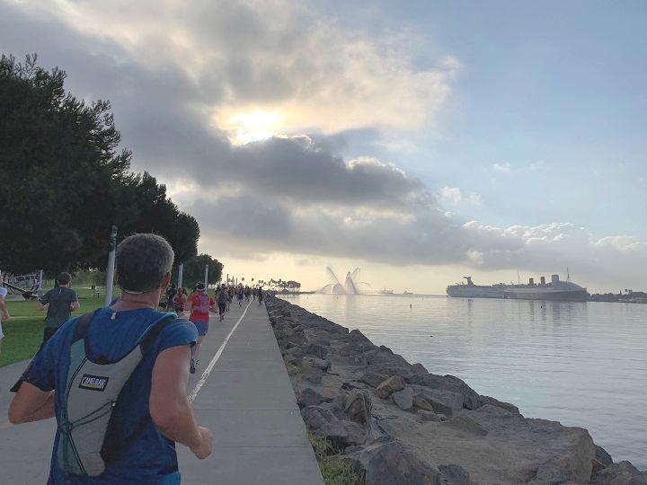 long beach half marathon