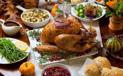 Holiday Weight Gain Real Talk: Let Go of the Food Fears