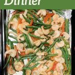 Healthy Shrimp Recipe: Easy One Sheet Dinner
