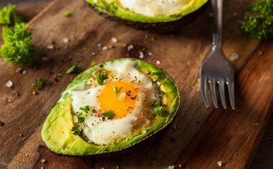 avocado egg