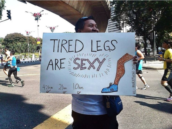 runners heavy leg syndrome