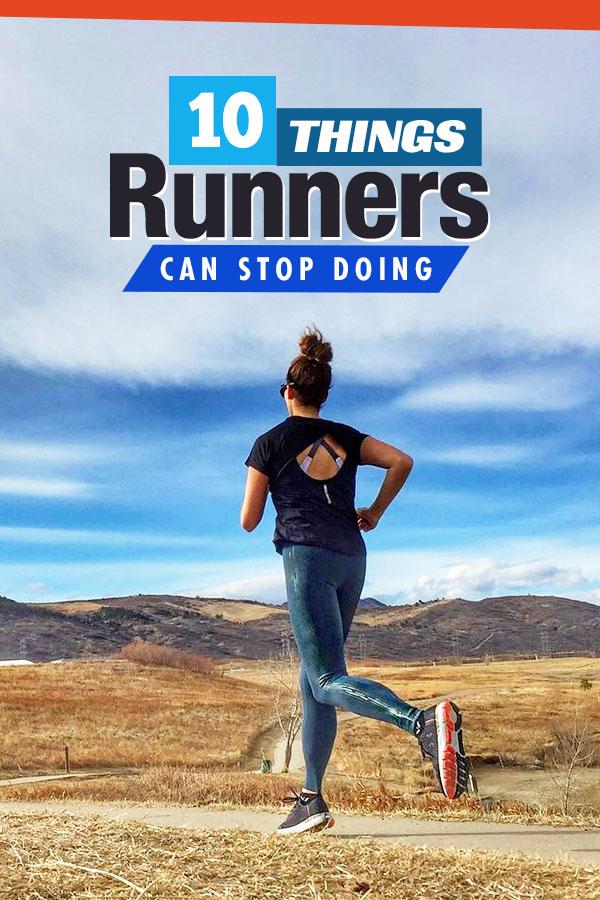 runner habits