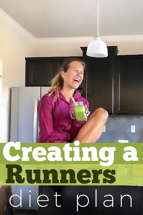 runners diet plan