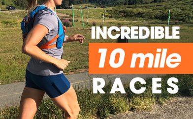 10 Mile Road Races: Finding that Unique Race Distance