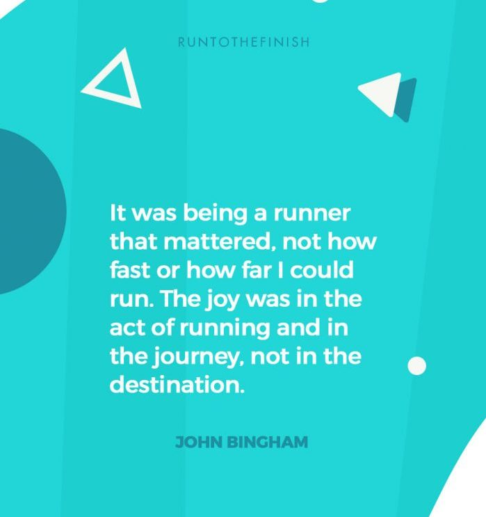 Inspiring running quotes