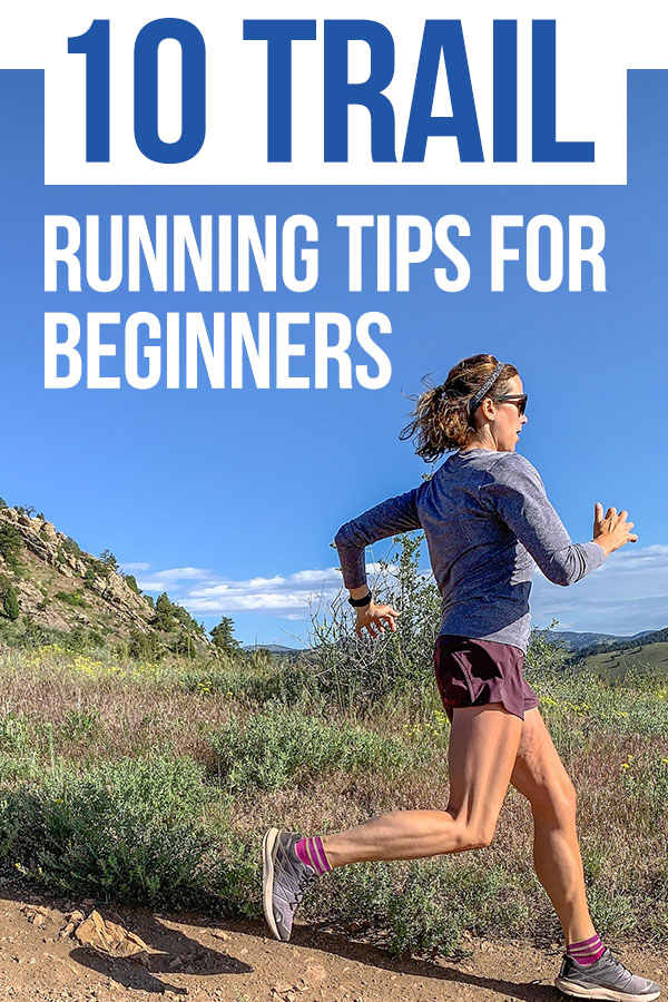 beginner trail running