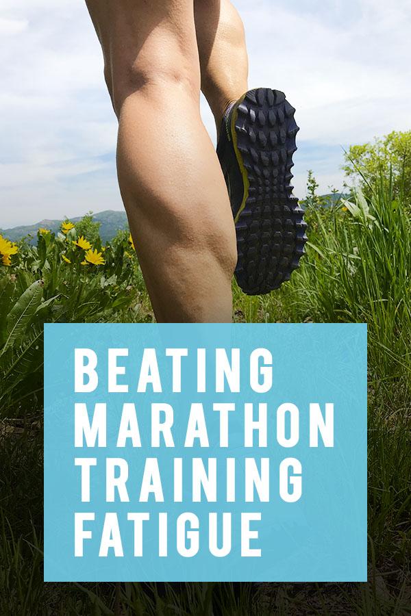 training fatigue