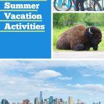 Edmonton Summer Vacation