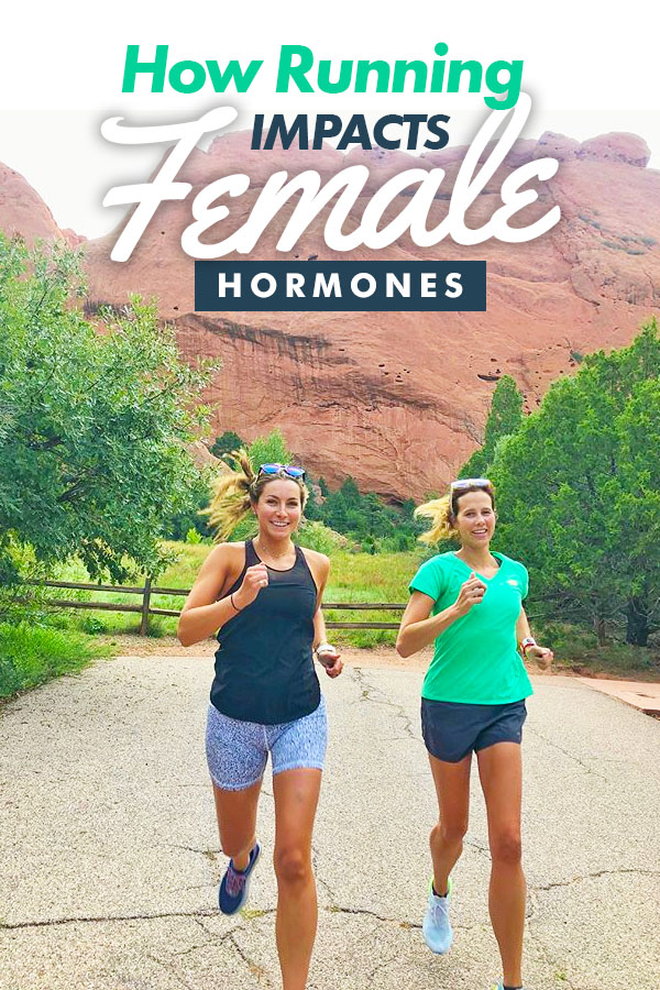 femal triad runners