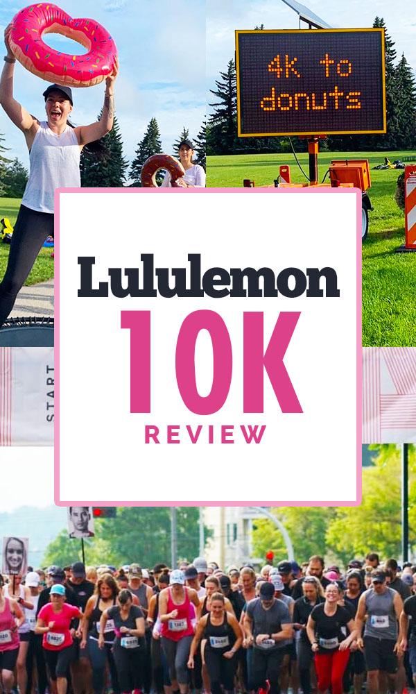 Lululemon 10K Review