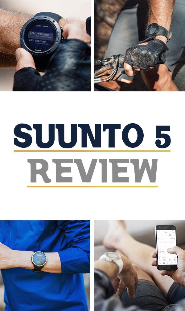 Suunto 5 review
