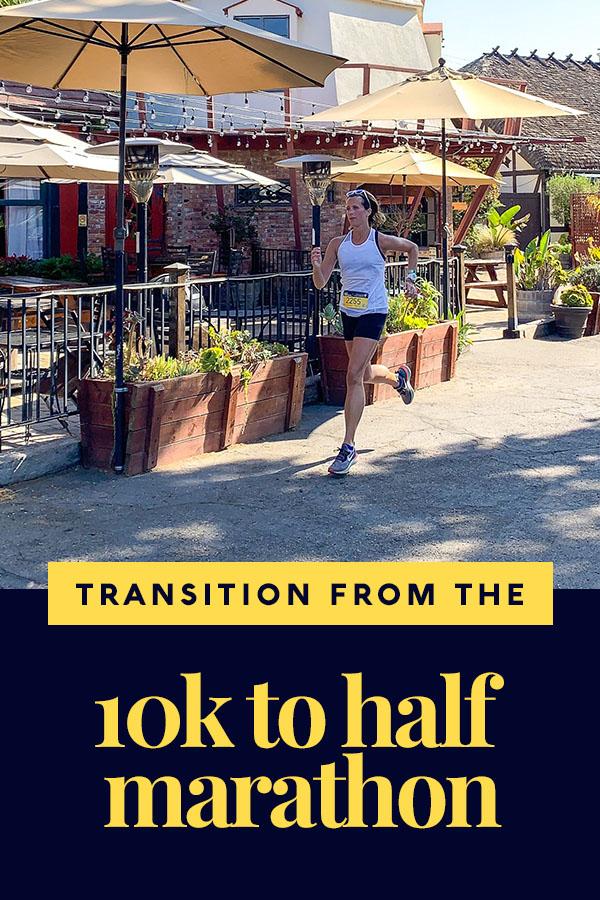 Half Marathon Training Schedule: Transition from the 10K to Half