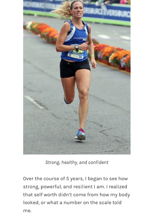 does running affect female hormones