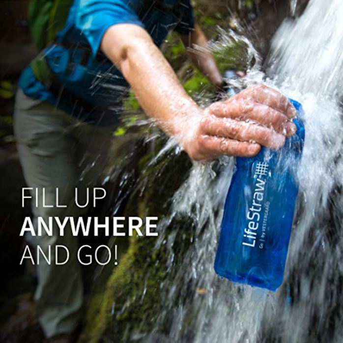 on the go water filter
