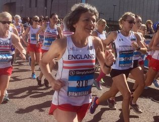 masters running