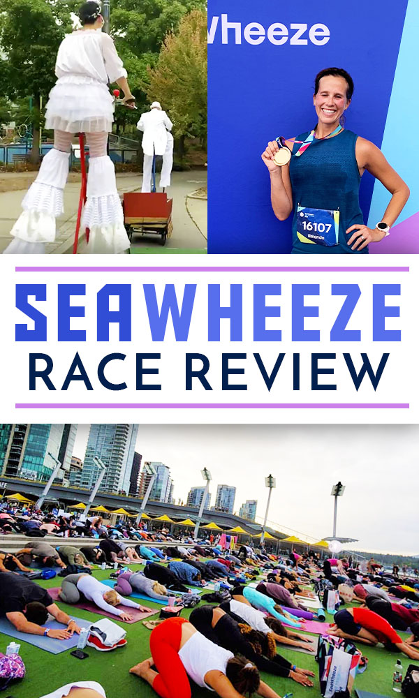 Seawheeze race review