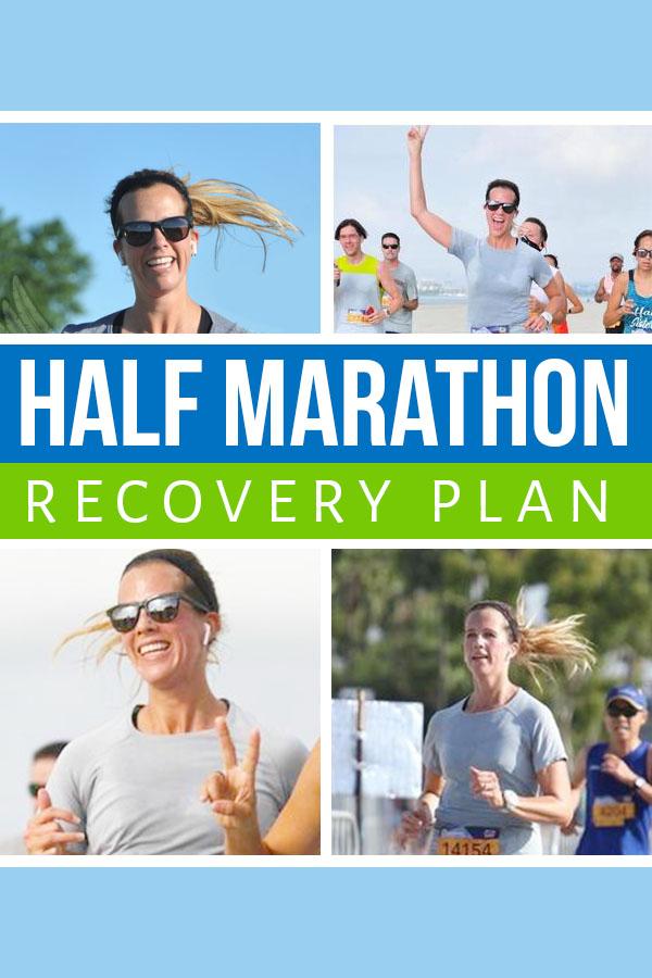 Half Marathon Recovery Plan