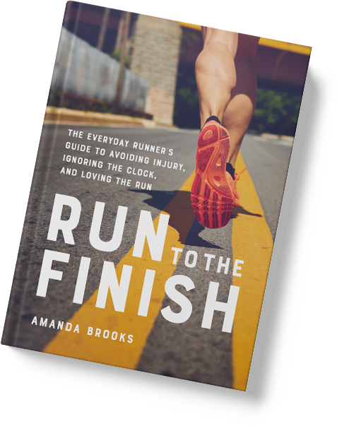 run to the finish book