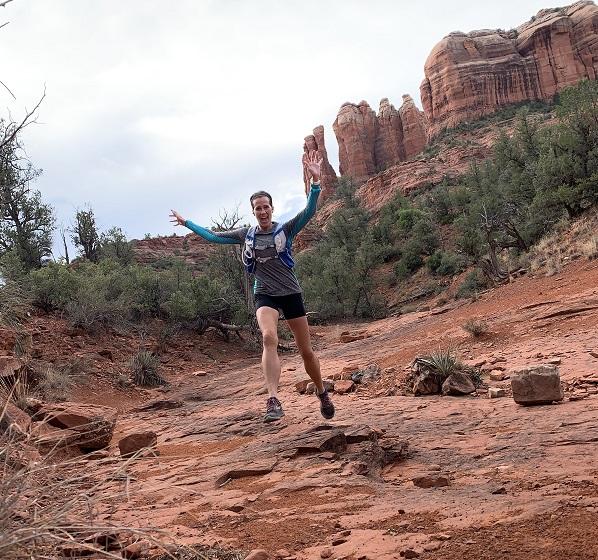 trail running sedona