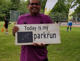 walk a parkrun