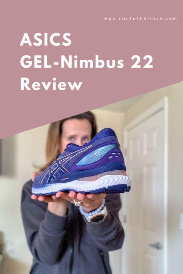 ASICS Nimbus 22 review