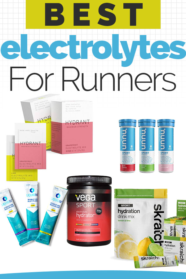 best electrolyte powder